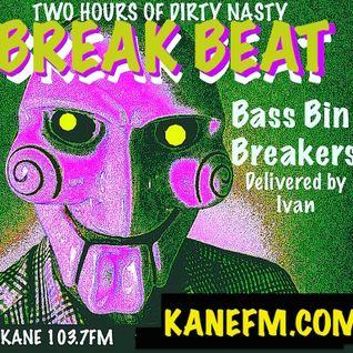 BREAK BEAT SHOW - TWO HOURS OF INSANITY!