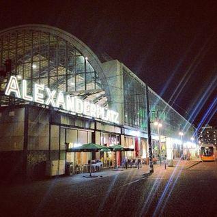 David Alvarado : Live in Berlin : October 2013