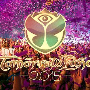 Dave Clarke - Live @ Tomorrowland 2015 (Belgium) - 26.07.2015