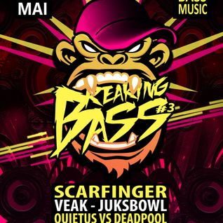 SCARFINGER _ Live Breaking Bass # 3