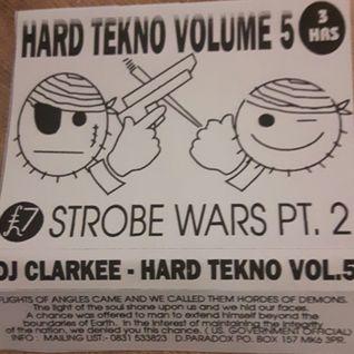 DJ Clarkee - Strobe Wars Part 2, 1994.
