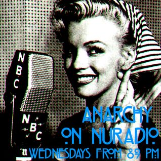 Anarchy on NURadio 17 November 2014 with Special Guests Dave Saunders and Cal Cooper