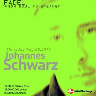 Fadel Presents: ''From Soul To Speaker Radioshow'' Episode 14 - August 9th, 2012  www.westradio.gr