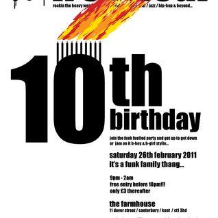 BIRTHDAY BALLCAKE - THEMOSS