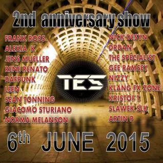 TES Radio London 2 Year Anniversary 6-5-2015 Guest Mix