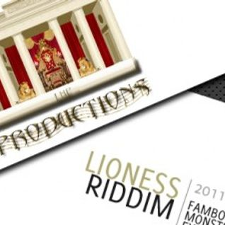 LIONESS RIDDIM  - IN THE MIX DJ JOHNNY PISTOL