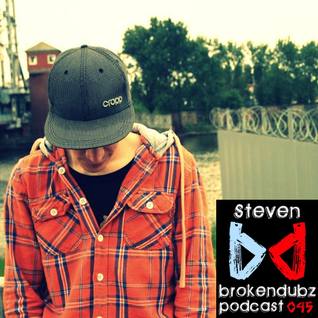 Steven - Brokendubz Podcast045