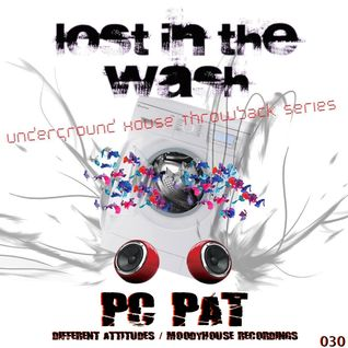 LOST IN THE WASH PODCAST 030 - PC PAT