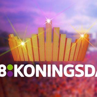 Tiesto b2b Hardwell - Live @ Radio 538 Koningsdag Breda (Chasseveld Breda, Netherlands) - 27.04.2016