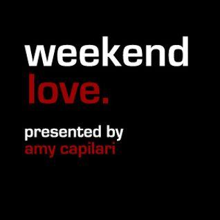 Amy Capilari - Weekend_Love