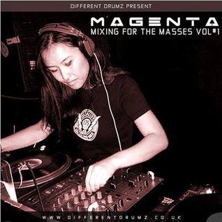 Massive Sounds Vol. 1 (mixed by Magenta) [Different Drumz Radio]