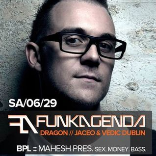 Funkagenda - Live @ Beta Nightclub (Denver) - 29.06.2013