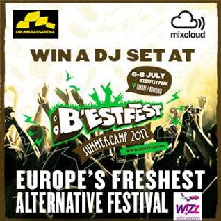 BESTFEST - DJ NEWBEE 20 MINS SUMMMER DRUM & BASS MIX
