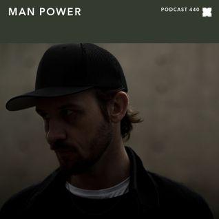 XLR8R Podcast 440: Man Power