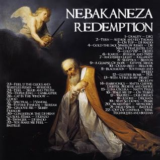 Nebakaneza - Redemption (Dubstep Mix #13 - Softer Sounds)