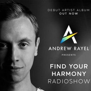 Andrew Rayel - Find Your Harmony 050 (Celebration Special LIVE @ Armada Invites) - 21-JUL-2016