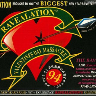Micky Finn Ravealation 'Valentines Day Massacre' 12th February 1994