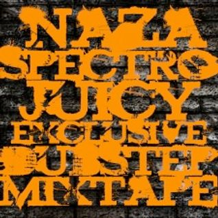 NAZA - SPECTROJUICY EXCLUSIVE DUBSTEP MIXTAPE