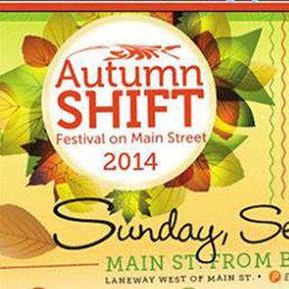 DJ K-Tel Live - Beaumont Stage - Autumn Shift - Main St. Vancouver