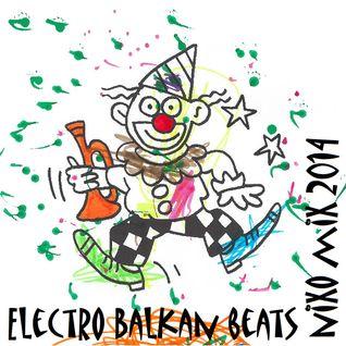 ElectroBalkanBeats Nixo 2014