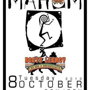 Mahom #2 - Roots Legacy Radio