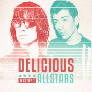 Delicious All Stars Mixtape by DJ Guss
