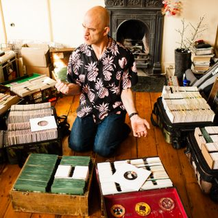 Keb Darge for Dust & Grooves