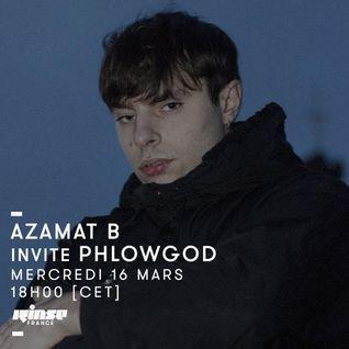 Azamat B Invite Phlowgod - 16 Mars 2016