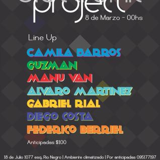 AB Music - Electronic Project @ IMAGINE Montevideo 2013-03-08