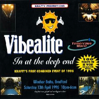 LTJ Bukem - Vibealite x Back in the Day Live 1996