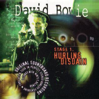 NINE INCH NAILS & DAVID BOWIE 1995-10-11 BOWIE set