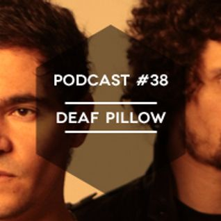 Mute/Control Podcast #38 - Deaf Pillow