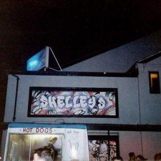 Shelley's - Sasha & Mike Pickering 1991