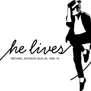He - lives
