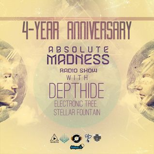 Depthide - Absolute Madness 4 Year Anniversary [20.07.2013]