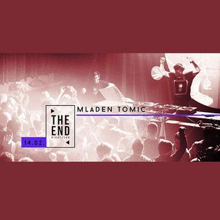 Mladen Tomic Live @ The End, Novi Sad, Serbia, 14.02.2015.