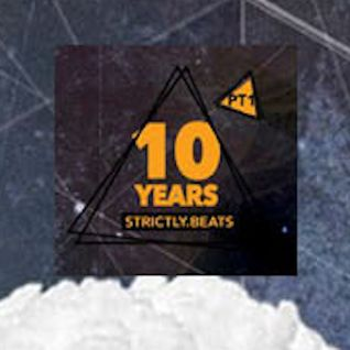 Pete van Weed live at 10 Years strictly.beats (2016-02-05 Cloud Nine at Postgarage 2nd Floor)