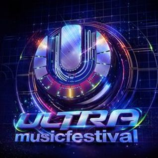 Above & Beyond @ Main Stage, Ultra Music Festival Miami, United States 2014-03-29