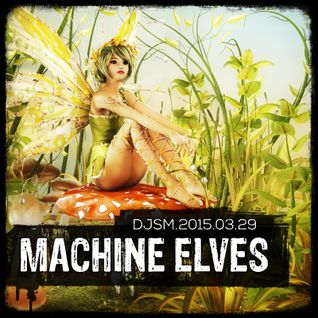 Machine Elves - a Psychedelic Experience