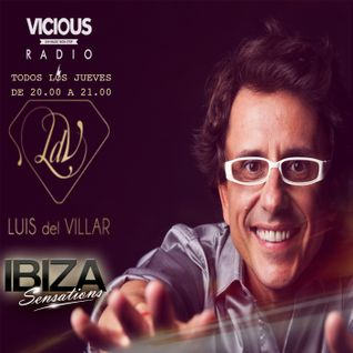 Ibiza Sensations 131 @ Vicious Radio every Thursday 20.00 to 21.00