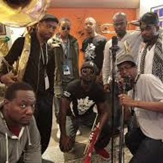 The International Ronnie Scott's Radio Show, with Ian Shaw, featuring Hypnotic Brass Ensemble