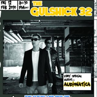 The Gulshick 32 with Audionatica (ep. 13)