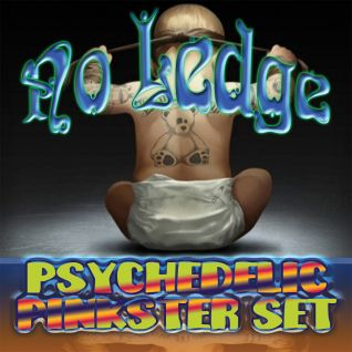 No Ledge - Psychedelic Pinkster Set 24-05-2015