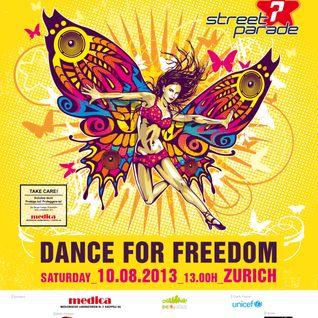 nico provenzano dj - Mixa & Selecta @ Streetparade Zürich