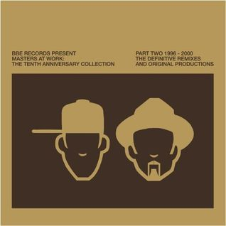 Tracks from Master at work 10th annivasery album. Mixed by Adam French
