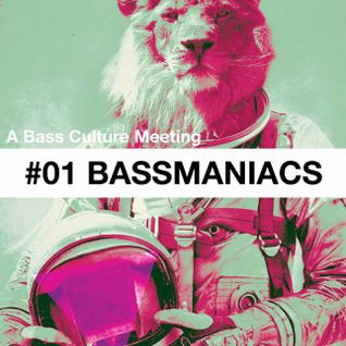 #1BASSMANIACS Minimix by Daddy Panda