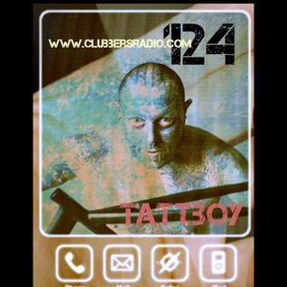 tattboy's Mix No. 124 ~ September 2013 ~ House ~ Electro ~ Club