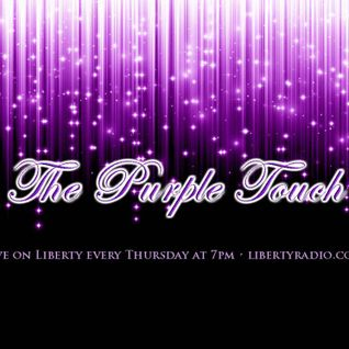 Purple Touch - Thursday 16.04.15