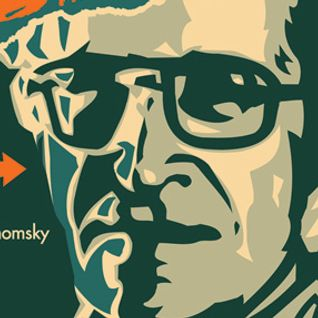 Noam Chomsky interview - On activism, democracy and The Artist Taxi Driver