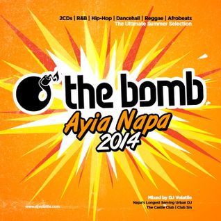 The Bomb | Ayia Napa 2014 (CD1)